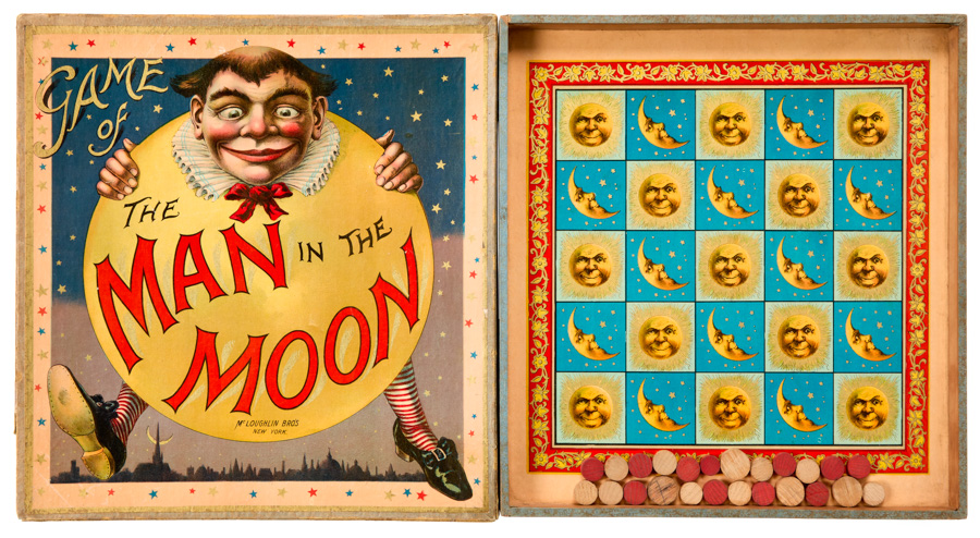 The Game of The Man In The Moon