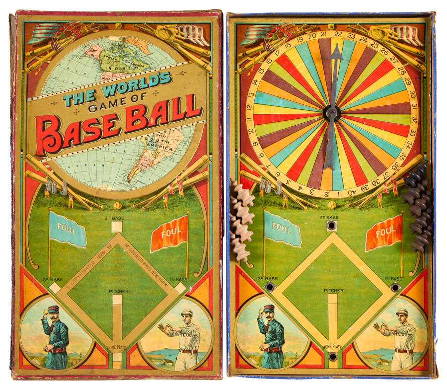 The World's Game of Base Ball